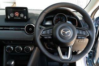 2020 Mazda CX-3 CX-3 E 6AUTO AKARI PETROL FWD Eternal Blue Wagon