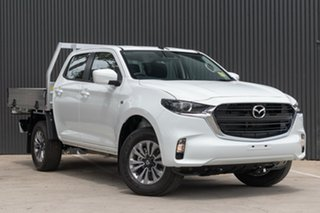 2020 Mazda BT-50 TFS40J XT Ice White 6 Speed Sports Automatic Utility.
