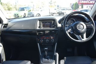 2012 Mazda CX-5 KE1021 Grand Touring SKYACTIV-Drive AWD White 6 Speed Sports Automatic Wagon