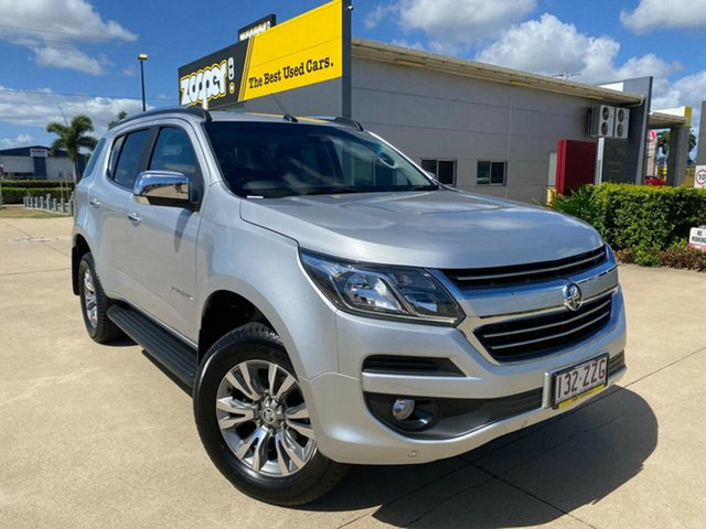 Used Holden Trailblazer RG MY20 LTZ Townsville, 2019 Holden Trailblazer RG MY20 LTZ Silver 6 Speed Sports Automatic Wagon
