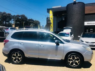 2014 Subaru Forester S4 MY14 XT Lineartronic AWD Premium Silver, Chrome 8 Speed Constant Variable