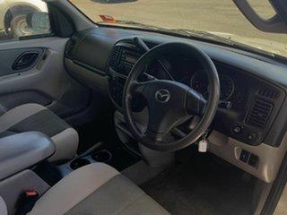 2004 Mazda Tribute Classic Silver 4 Speed Automatic 4x4 Wagon