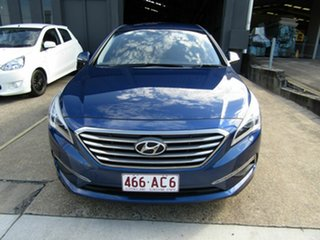 2015 Hyundai Sonata LF Active Blue 6 Speed Sports Automatic Sedan