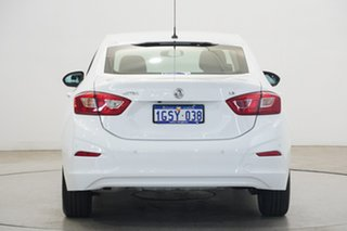 2017 Holden Astra BL MY17 LS White 6 Speed Sports Automatic Sedan