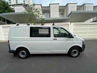 2011 Volkswagen Transporter T5 MY11 Low Roof White 6 Speed Manual Van.