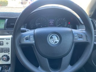 2009 Holden Commodore VE MY09.5 Omega White 4 Speed Automatic Sedan