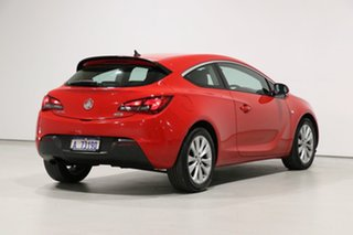 2015 Holden Astra PJ GTC Red 6 Speed Automatic Hatchback
