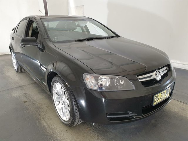 Used Holden Commodore VE MY10 Omega Maryville, 2010 Holden Commodore VE MY10 Omega Black 6 Speed Sports Automatic Sedan