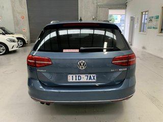 2015 Volkswagen Passat 3C (B8) MY16 140TDI DSG Highline Blue 6 Speed Sports Automatic Dual Clutch
