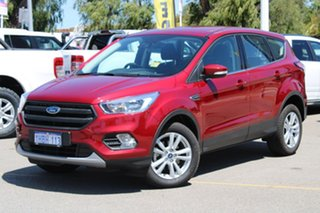 2019 Ford Escape ZG 2019.75MY Ambiente Red 6 Speed Sports Automatic SUV