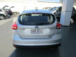 2015 Ford Focus LZ Trend Silver 6 Speed Automatic Hatchback.