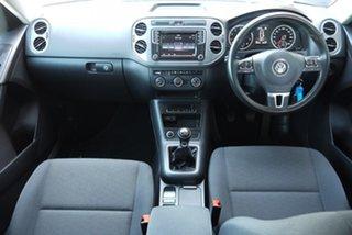 2015 Volkswagen Tiguan 5N MY15 118TSI 2WD Grey 6 Speed Manual Wagon.