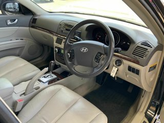 2005 Hyundai Sonata NF Elite Black 5 Speed Sequential Auto Sedan