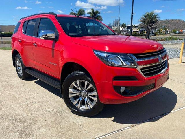 Used Holden Trailblazer RG MY20 LTZ Townsville, 2019 Holden Trailblazer RG MY20 LTZ Red 6 Speed Sports Automatic Wagon
