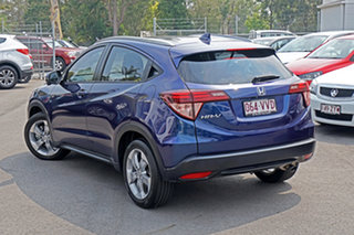2015 Honda HR-V MY15 VTi-S Morpho Blu 1 Speed Constant Variable Hatchback.