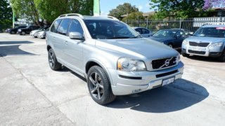 2012 Volvo XC90 P28 MY13 R-Design Geartronic Silver 6 Speed Sports Automatic Wagon.
