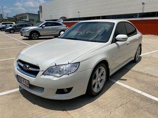 2008 Subaru Liberty MY08 2.5I White 4 Speed Auto Elec Sportshift Sedan