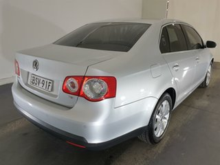 2010 Volkswagen Jetta 1KM MY10 118TSI Silver 6 Speed Manual Sedan