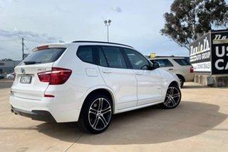 2015 BMW X3 xDrive20d White Automatic Wagon