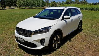 2019 Kia Sorento UM MY19 Sport White 8 Speed Sports Automatic Wagon