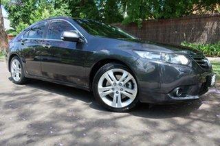 2011 Honda Accord Euro CU MY12 Luxury 5 Speed Automatic Sedan.