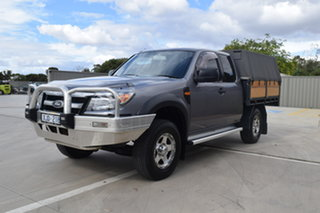 2009 Ford Ranger PK XL Grey 5 Speed Manual Pick Up