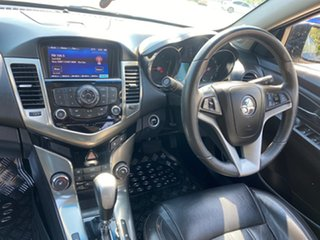 2014 Holden Cruze JH MY14 SRi V Black 6 Speed Automatic Sedan