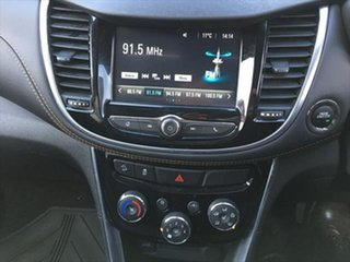 2017 Holden Trax TJ MY18 LTZ White 6 Speed Automatic Wagon