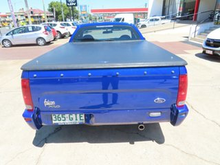 2001 Ford Falcon XR6 Blue Automatic Utility