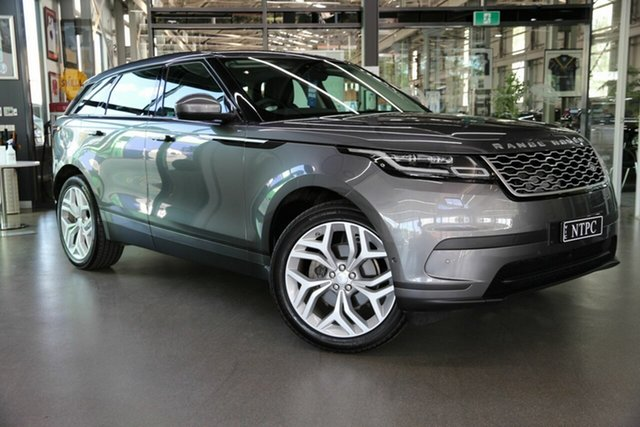 Used Land Rover Range Rover Velar L560 MY18 Standard HSE North Melbourne, 2017 Land Rover Range Rover Velar L560 MY18 Standard HSE Grey 8 Speed Sports Automatic Wagon
