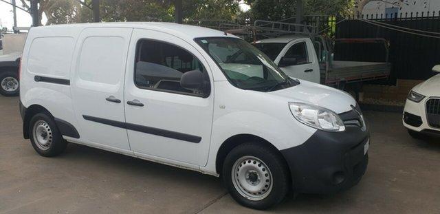 Used Renault Kangoo X61 MY14 Maxi Bankstown, 2015 Renault Kangoo X61 MY14 Maxi White 6 Speed Manual Van