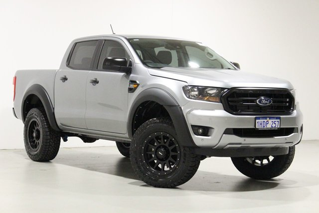 Used Ford Ranger PX MkIII MY20.25 XLS 3.2 (4x4) Bentley, 2020 Ford Ranger PX MkIII MY20.25 XLS 3.2 (4x4) Aluminium 6 Speed Automatic Double Cab Pick Up