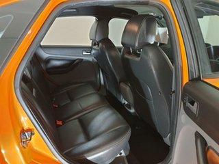 2010 Ford Focus LV XR5 Turbo Orange 6 Speed Manual Hatchback