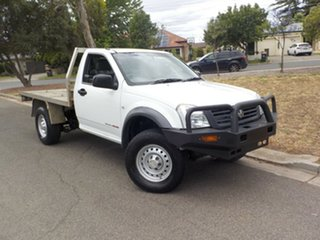 2004 Holden Rodeo RA LX 5 Speed Manual Cab Chassis.