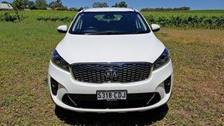 2019 Kia Sorento UM MY19 Sport White 8 Speed Sports Automatic Wagon.
