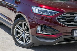 2019 Ford Endura CA 2019MY Titanium Burgundy 8 Speed Sports Automatic Wagon.
