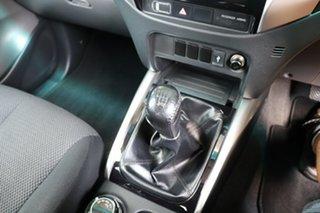 2016 Mitsubishi Triton MQ MY16 GLS Double Cab 6 speed Manual Utility