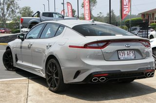 2020 Kia Stinger CK MY20 GT Fastback Ceramic Grey 8 Speed Sports Automatic Sedan.
