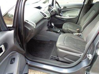 2017 Ford Ecosport BK Trend PwrShift Titanium 6 Speed Sports Automatic Dual Clutch Wagon