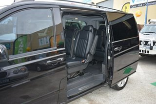 2013 Mercedes-Benz Viano 639 Avantgarde Grand Edition Black 5 Speed Auto Touchshift Wagon
