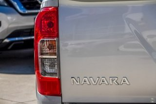 2020 Nissan Navara D23 S4 MY20 SL Brilliant Silver 7 Speed Sports Automatic Utility.