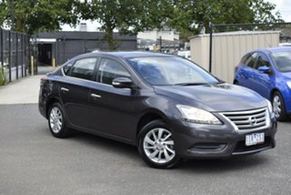2014 Nissan Pulsar B17 ST-L Grey 1 Speed Constant Variable Sedan.