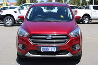 2019 Ford Escape ZG 2019.75MY Ambiente Red 6 Speed Sports Automatic SUV.