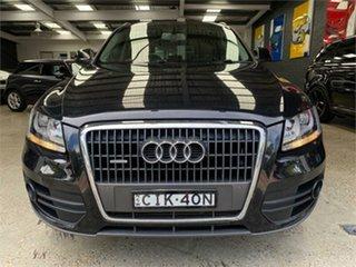 2012 Audi Q5 8R TDI Black Sports Automatic Dual Clutch Wagon.