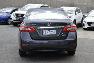 2014 Nissan Pulsar B17 ST-L Grey 1 Speed Constant Variable Sedan