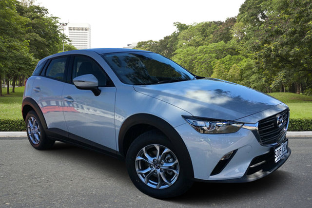 Demo Mazda CX-3 DK2W7A Maxx SKYACTIV-Drive FWD Sport Paradise, 2020 Mazda CX-3 DK2W7A Maxx SKYACTIV-Drive FWD Sport Ceramic 6 Speed Sports Automatic Wagon