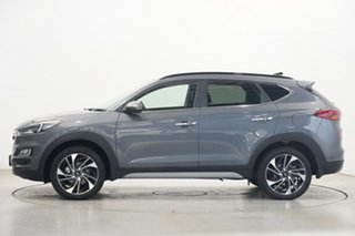 2020 Hyundai Tucson TL3 MY20 Highlander D-CT AWD Pepper Grey 7 Speed Sports Automatic Dual Clutch.