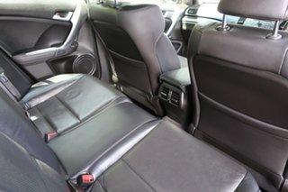2011 Honda Accord Euro CU MY12 Luxury 5 Speed Automatic Sedan