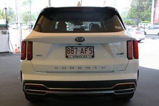 2020 Kia Sorento MQ4 MY21 GT-Line AWD Clear White 8 Speed Sports Automatic Dual Clutch Wagon
