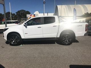 2019 Holden Colorado RG MY19 LTZ Pickup Crew Cab White 6 Speed Sports Automatic Utility